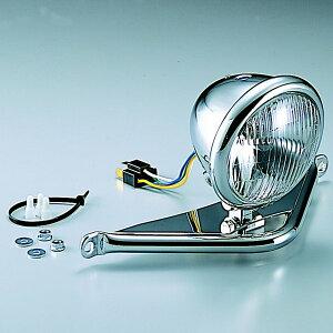 ハリケーン ロード系 ヘッドライトキット 4.5ベーツタイプヘッドライト ・TW225E/TW200/E HA5606 HD店