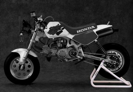 08-02-0027SP武川レーシングスタンド(250cc?)