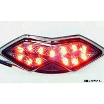 オダックス Odax インテグレートテール ライト スモーク カワサキ Z1000 10年-13年 /Ninja1000 11年-13年 JST-352024C-W-S HD店