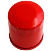 【メーカー在庫あり】 67924 デイトナ スーパーオイルフィルター 赤 CB400SF XJR40