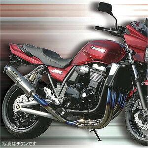 0285-K99-BLビートBEETフルエキゾーストナサートR3D09年ZRX1200