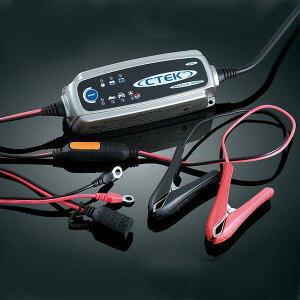 【即納】4203 クリアキン CTEK マルチ US3300 バッテリーチャージャー ○