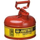 ジャストライト マニファクチャリン ジャストライト セーフティ缶 タイプ1 1ガロン J7110100 HD