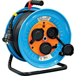 DNW-E330-20A日動電工ドラム防雨防塵型三相200Vアース付30m