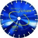 【メーカー在庫あり】 (株)ロブテックス エビ ダイヤモンドホイール レーザー(乾式) 358mm 穴径22mm SL35522 HD