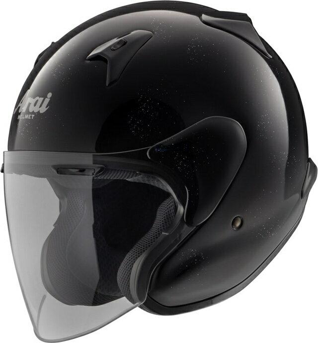 【メーカー在庫あり】 SG-GLBK-61 アライ ヘルメット SZ-G グラスブラック (61cm-62cm)