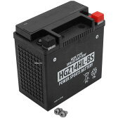 【メーカー在庫あり】 HGZ14HL-BS NBS バイクパーツセンター MFバッテリー ハーレー用 65958-04、65958-04A、65984-00、YTX14L-BS互換