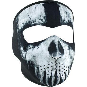 【USA在庫あり】 ザンヘッドギア ZAN Headgear フルフェイスマスク ゴーストスカル 2503-0291 JP店