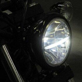 205-326キジマヘッドライトベーツ5-3/4LED12V10/6Wボルト