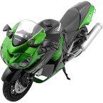 【USA在庫あり】 ニューレイ New Ray 模型 1:12スケール カワサキ ZX-14 11年モデル 緑 155192 JP