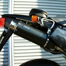 B403-08-004ビームスBEAMSスリップオンマフラーSS30001年-07年Dトラッカー250アップタイプカーボン