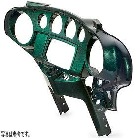 57000387ECJハーレー純正インナーフェアリングキット/バットウィングボンネビルブルー
