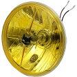 【メーカー在庫あり】 800-8419 マーシャル MARCHAL ヘッドライト 722/702 スタールクス マルチリフ 180φ 4輪用 汎用 黄
