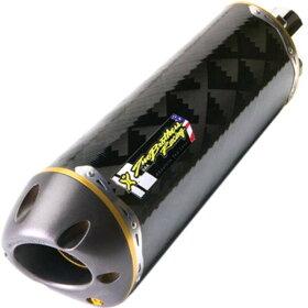 005-2720407DVツーブラザーズレーシングスリップオンマフラーM-2デュアル10年以降Z1000、ニンジャ1000カーボン