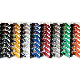 DU016-002-0807ユーカナヤU-KANAYAビレットレバーセットツーリングタイプ06年-09年ドゥカティスポーツ1000緑