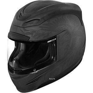 【USA在庫あり】 アイコン ICON フルフェイスヘルメット Airmada Scrawl 黒 XLサイズ 0101-10064 JP店