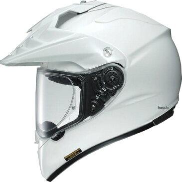 【メーカー在庫あり】 ショウエイ SHOEI オフロードヘルメット HORNET ADV 白 XLサイズ 61cm 4512048445850 JP店