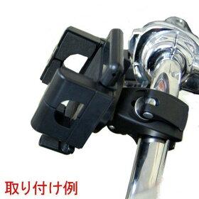 【即納】TAH-043Bヒロチー商事バイクマウント強力型パイプ径Φ16mm-Φ40mm対応