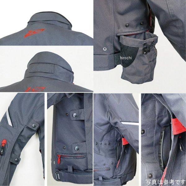ラフ&ロード 2019年春夏モデル SSFライディングジャケット ガンメタ Mサイズ RR4011GM2 JP店