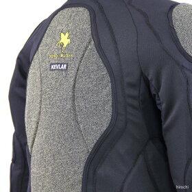 鎧武者ケブラーヨロイボディKEVLARYOROIBODY黒XSサイズYM-1720BXSJP店