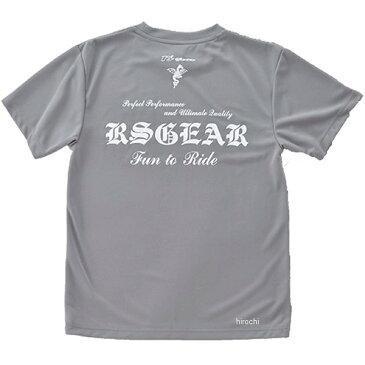 アールズギア r's gear 半袖Tシャツ グレー 0101-03GY-0M JP店