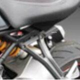 【メーカー在庫あり】 キジマ ヘルメットロック DUCATI モンスター821 1200/S 黒 HDC-05012 JP店