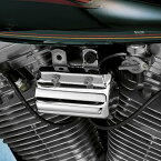 【USA在庫あり】 DRAG コイル カバー ビレット クローム 84年-94年、99年 FXR DS-373605 JP