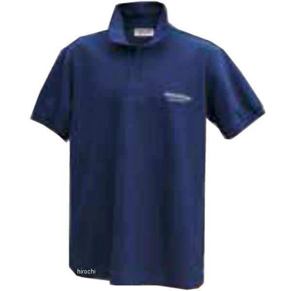 51609396 ブリヂストン BRIDGESTONE ポロシャツ II レーシング ネイビー Lサイズ 5160 9396 JP店
