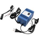 【即納】 HR10A-01 ヒロチー商事 日本製 バッテリー充電器 防滴カプラー・キャップ・ヒューズ付き