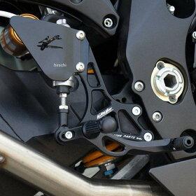 VMC-PEY68バルターモト(ValterMoto)バックステップレースポジション変更可09年以降XJ6タイプ3.5黒