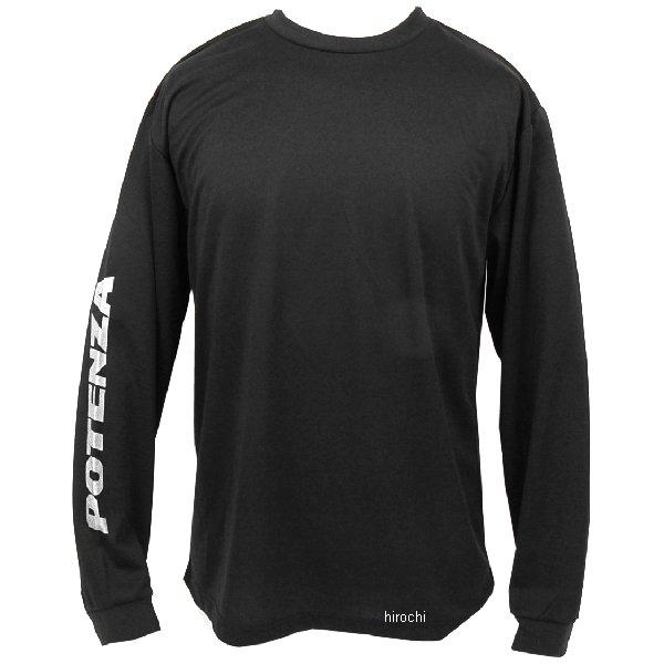 51609355 ブリヂストン BRIDGESTONE ドライロングスリーブ Tシャツ THE MOG 黒 フリーサイズ 5160 9355 JP店