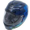 0101-7282アイコン(ICON)ヘルメットAIRMADATHRILLER青XLサイズ(61cm-62cm)