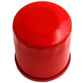 【メーカー在庫あり】 67924 デイトナ スーパーオイルフィルター 赤 CB400SF XJR400R MT-01 バリオス