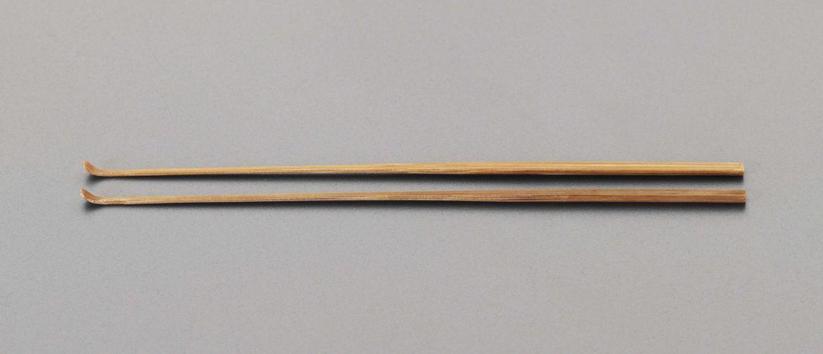 【メーカー在庫あり】 エスコ ESCO 143mm 耳かき 煤竹/2本 000012264795 JP