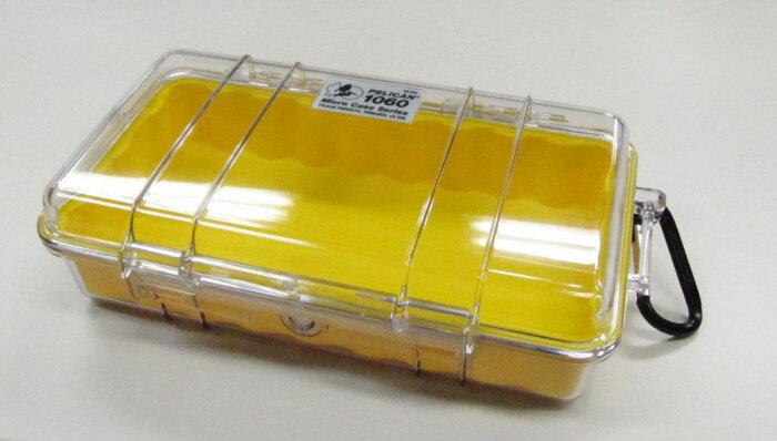 【メーカー在庫あり】 エスコ ESCO 209x108x57mm 防水ケース(黄 クリア) 000012017966 JP店