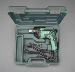 EA801AJ-2AエスコESCO10mm/680W電気ドリル(正逆転・無段変速)