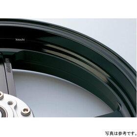 28751032QゲイルスピードGALESPEEDフロントホイールTYPE-S350-1711年-12年GSX-R750、600半ツヤ黒(ガラスコート仕様)
