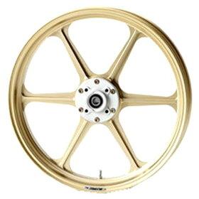 28655034QゲイルスピードGALESPEEDフロントホイールTYPE-N300-1886年GSX-R1100(アクスル径φ15mm)ゴールド(ガラスコート仕様)