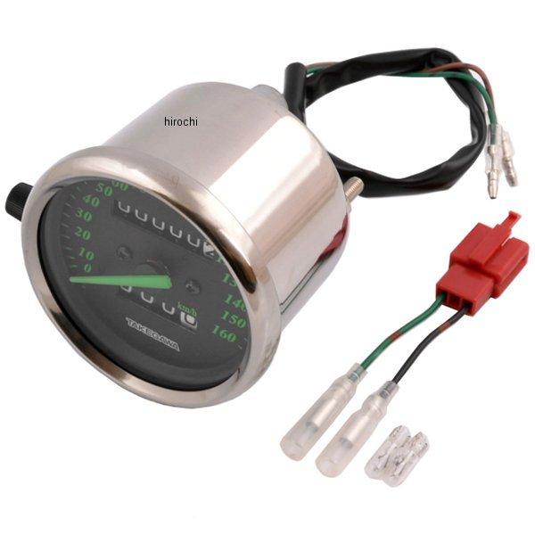 メーター, スピードメーター  SP 6V12V APE50APE100 09-01-0014 JP