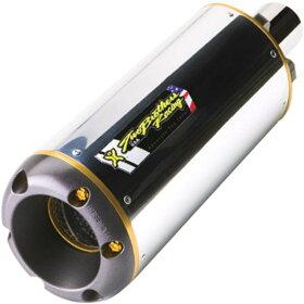 【USA在庫あり】592859005-1460406VツーブラザーズレーシングスリップオンマフラーM-206年-14年YZF-R6アルミ