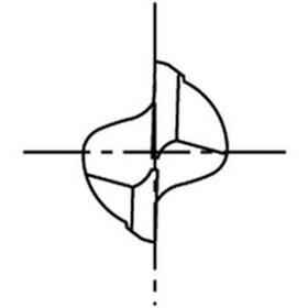 【メーカー在庫あり】MGEDL9.5692-3101オーエスジー(株)OSG超硬エンドミル