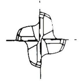【メーカー在庫あり】WXRESF12693-2291オーエスジー(株)OSG超硬エンドミル