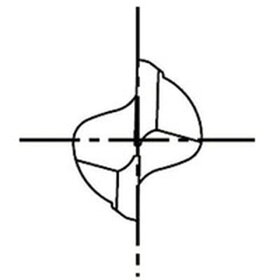 【メーカー在庫あり】VXPMEDL17635-0577オーエスジー(株)OSGハイスエンドミル