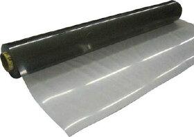 【メーカー在庫あり】MGK1210819-6044明和グラビア(株)明和3点機能付透明フィルム120cm×10m×1mm厚