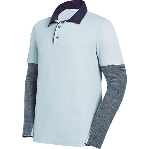 【メーカー在庫あり】 UVEX社 UVEX ポロシャツ クリマゾーン S 8988109 JP店