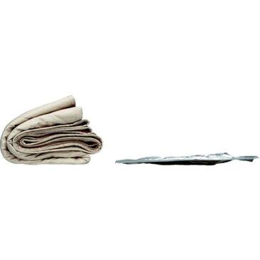【メーカー在庫あり】 ミドリ安全(株) ミドリ安全 真空パック毛布 マイクロファイバー毛布 MF-BLANKET-MF2 JP