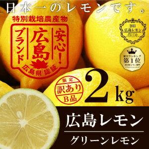 広島レモンはレモン出荷総数日本一!【皮までまるごと♪塩レモン作りにどうぞ!】【出荷総数日...