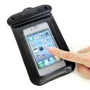 LAVOD スマートフォン用防塵防水ケース LMB-007S[iPhone5S/SE対応][iPhone・ipad][消耗品][定形外郵便、送料無料、代引不可]