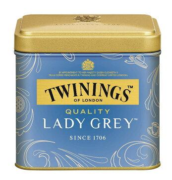 トワイニング 紅茶 クオリティ レディグレイ 100g