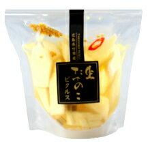 竹原給食 たけのこピクルス White(ゆず)スタンドパウチ(袋入り)80g広島 竹原産 たけのこ